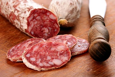 Step Away From The Salami Processed Meat Combined With A Common Gene Variant Raises Colon Cancer Risk