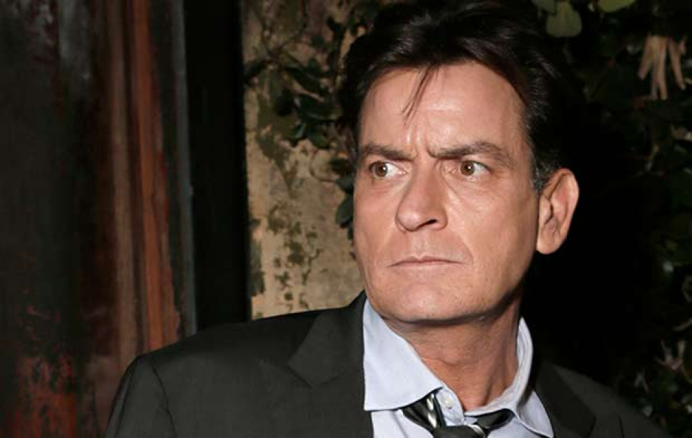 Charlie Sheen's announcement reveals 'ugly ogre underneath ...