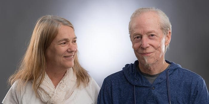 Karen and Tom Judd have been married for 37 years. When Tom was diagnosed with Merkel cell carcinoma, Karen put aside her heartbreak and leapt into action.