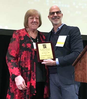 American Society of Preventive Oncology honors Dr. Beti ...