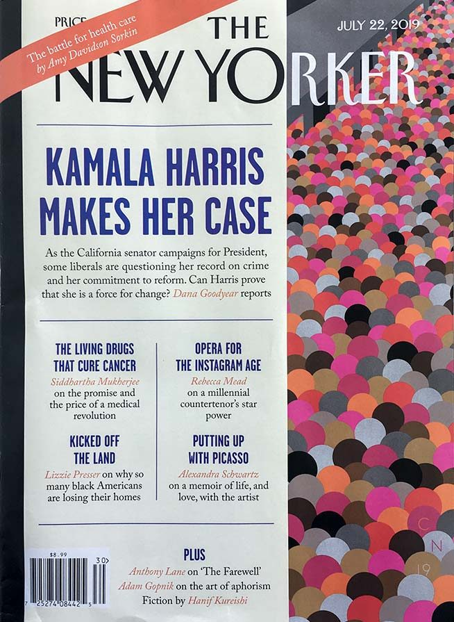 The New Yorker magazines