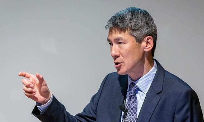 Fred Hutch researcher Dr. Daniel Lin