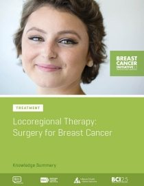 Locoregional Therapy: Surgery for Breast Cancer