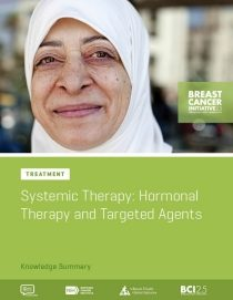 Hormonal Therapy and Targeted Agents