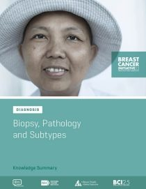 Breast Cancer Biopsy, Pathology and Subtypes