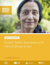 Breast Health Awareness and Clinical Breast Exam
