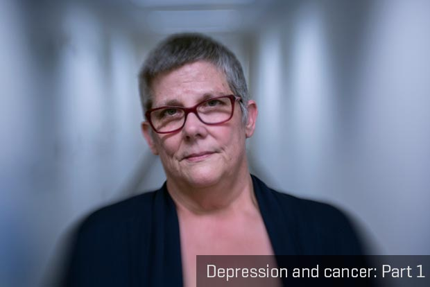 Breast cancer survivor Ruth Kaminski